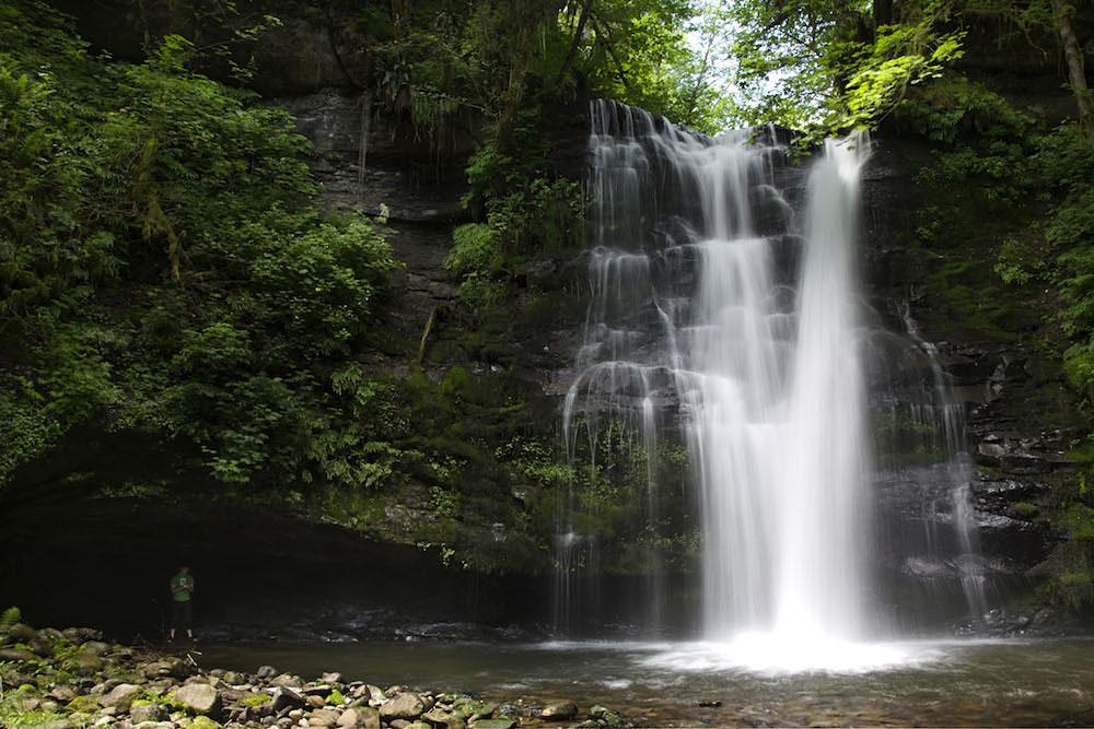 Upper Yaquina Falls